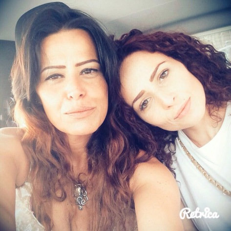 Sabrina Tortorella e Gaia Bassi