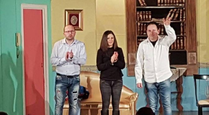 Essere o non essere il problema del Trio Avallone-Bonelli-Cariello