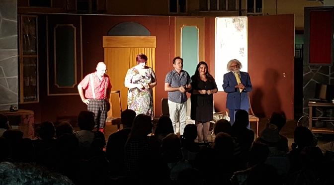 si chiude la III edizione della rassegna s. margherita arte e teatro