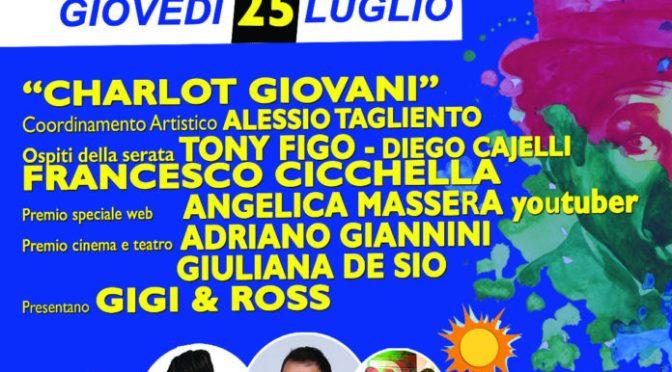 Comicità: ritorna al Premio Charlot di Salerno la gara dei giovani emergenti