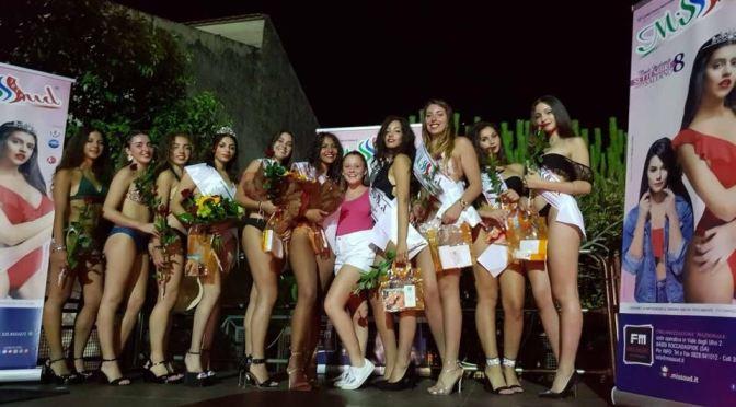 A Serre la terza tappa di Miss Sud sabato 3 agosto