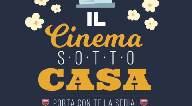 """IL CINEMA SOTTO CASA"" A PONTECAGNANO"