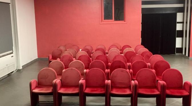Si inaugura il                              S. Margherita, il nuovo Teatro di Salerno